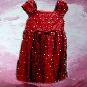 Formal little girls dress